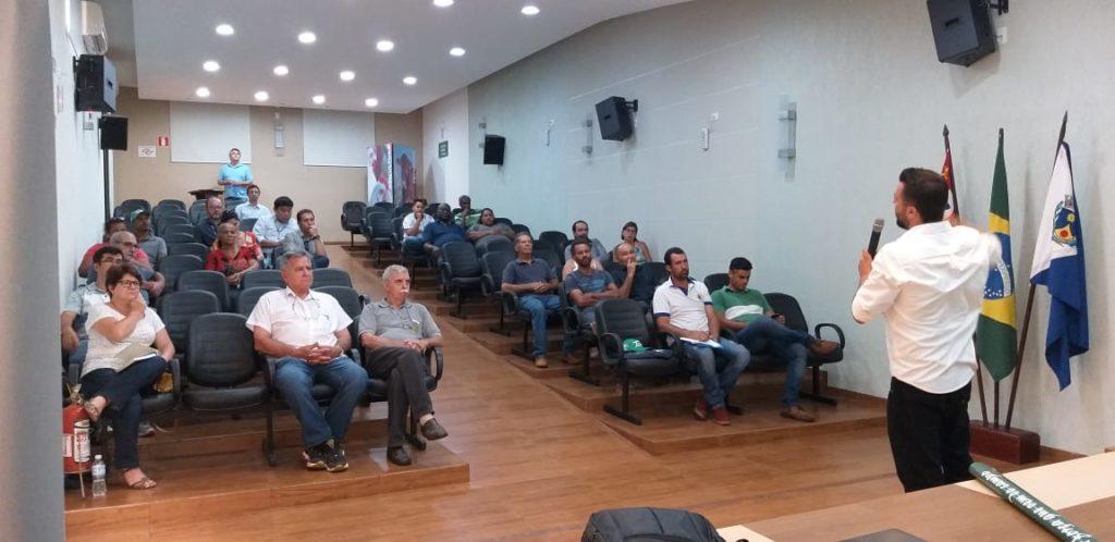Mobilização ATER Mais gestão Araraquara