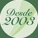 selo desde 2003